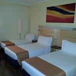 Foto de Holiday Inn Express Milan-Malpensa Airport