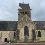 Sainte-Mere-Eglise Church Foto
