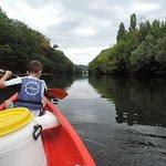 Kanot- och kajakpaddling