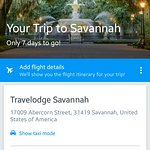 Photo de Travelodge Savannah Gateway