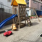 Kinderspielecke/kinderspielplatz
