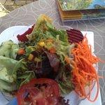 salad, OK!