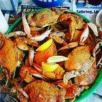 Foto de Ozzie's Crabhouse Restaurant