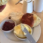 The best scones in Devon