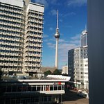 Holiday Inn Berlin Centre Alexanderplatz Foto