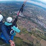 Vol au dessus de Millau