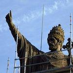 Statue of Pope Urban II