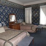 The Blue Room Suite $105