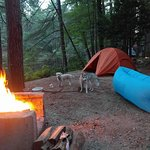Photo de Chocorua Camping Village