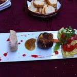foie gras et figue