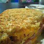Éste sándwich es el mejor