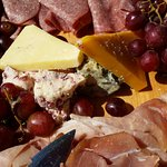 Beautiful charcuterie tray