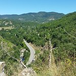 More views from path to Largentiere