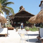 Foto de Yaya Beach Bar and Restaurant