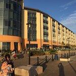 Photo de Radisson Blu Waterfront Hotel, Jersey
