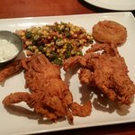 Southern Fried Blue Crab