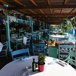 Photo de Anjuna Plage Privee - Restaurant