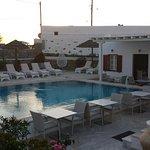 Photo de Domna Petinaros Apts Hotel Mykonos