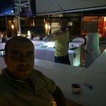 with Mr.Osama thrwat Best barman