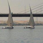 Photo of Hausboot am Nil
