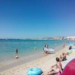 Praia fantástica