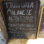 Photo of El Bistrot de Milan Milano