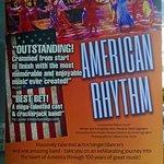 American Rhythm Poser