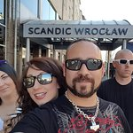 Foto de Scandic Wroclaw