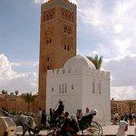Mosque of Koutoubia & Tomb of Lala Zora, Marrakech