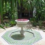Riad Courtyard, Marrakech