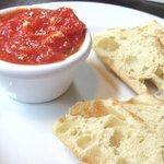 Complementary Bread, Mama Stortini's, Kent, WA
