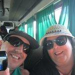 A caminho de Playa del Carmem