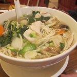 Une soupe bonne et copieuse comme savent la faire les chinois