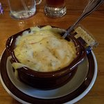 Beer & Cheese Soup