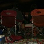 Because of the inconcederiart high back chairs the last night of blossom is ruined!
