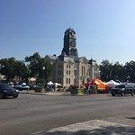 Granbury Town Square Foto