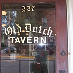 The Old Dutch tavern a few minutes walk from the Brick Inn B & B
