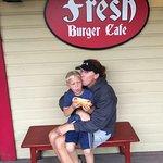 Foto de Fresh Burger Cafe