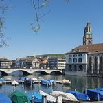 Close to wonderful Zurich city views