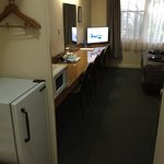 New owners upgrading rooms and bedding new shared kitchen for guests free wifi