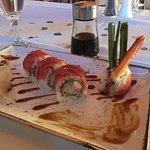 sushi- YUM!