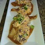 Tuna Poke Crisp $8