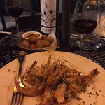 seven spice shrimp - highly recommend