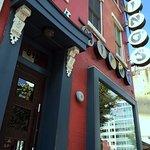 Ming's restaurant in Chinatown