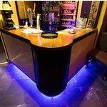 Bar/Waiting Area