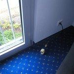 Beweis des sorgfältigen Zimmerservices