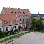 Hotel Burg Abenberg Foto