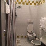 Badezimmer mit DU/WC