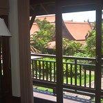 Room 321 balcony & view