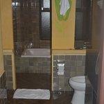 Bathroom, room 321